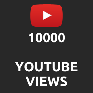10000 normal Youtube Views
