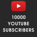 buy 10000 Youtube subscribers